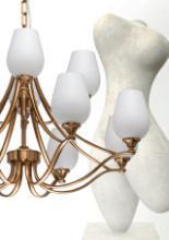 Chiaro 2020年欧美欧式古典吊灯设计素材-2588752_灯饰设计杂志