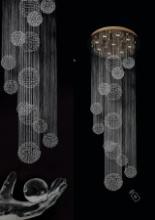 Chiaro 2020年欧美欧式古典吊灯设计素材-2588858_灯饰设计杂志