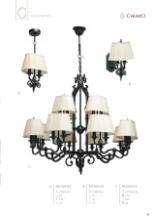 Chiaro 2020年欧美欧式古典吊灯设计素材-2588978_灯饰设计杂志