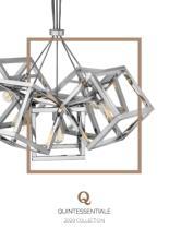 Quintessentiale_国外灯具设计