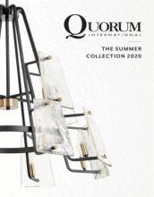 Quorum 2020年风扇灯及欧式灯设计画册-2677260_灯饰设计杂志