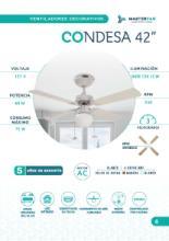 Masterfan 2020年欧美室内风扇灯设计目录。-2680687_灯饰设计杂志