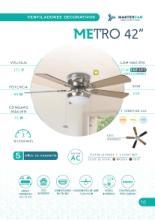 Masterfan 2020年欧美室内风扇灯设计目录。-2680691_灯饰设计杂志