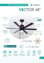 Masterfan 2020年欧美室内风扇灯设计目录。-2680693_灯饰设计杂志
