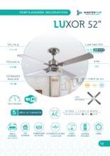 Masterfan 2020年欧美室内风扇灯设计目录。-2680697_灯饰设计杂志