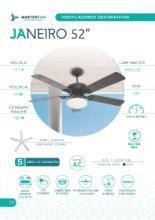 Masterfan 2020年欧美室内风扇灯设计目录。-2680698_灯饰设计杂志