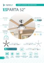 Masterfan 2020年欧美室内风扇灯设计目录-2683813_灯饰设计杂志