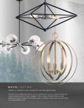 NUVO LIGHTING 2020知名欧式灯目录-2686043_灯饰设计杂志