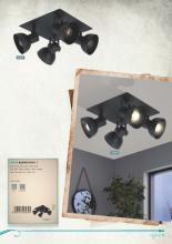 eglo 2020年欧美室内现代简约灯设计目录-2672701_灯饰设计杂志