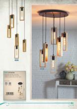 eglo 2020年欧美室内现代简约灯设计目录-2672763_灯饰设计杂志