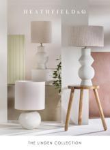 Heathfield 2020年欧美室内家居台灯及欧式-2672951_灯饰设计杂志
