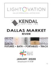 Dallas 2020年欧美室内知名灯饰设计素材。-2674220_灯饰设计杂志