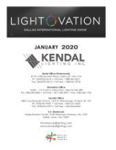 Dallas 2020年欧美室内知名灯饰设计素材。-2674239_灯饰设计杂志