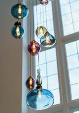 curiousa 2020年欧美室内玻璃创意吊灯设计-2701651_灯饰设计杂志