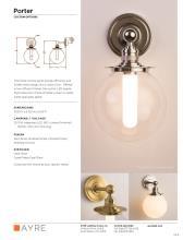 ayre Lighting 2020年欧美室内过道灯及壁灯-2701138_灯饰设计杂志