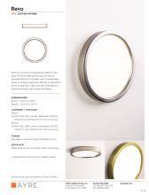 ayre Lighting 2020年欧美室内过道灯及壁灯-2701142_灯饰设计杂志