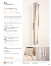 ayre Lighting 2020年欧美室内过道灯及壁灯-2701144_灯饰设计杂志