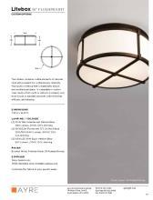 ayre Lighting 2020年欧美室内过道灯及壁灯-2701226_灯饰设计杂志