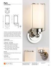 ayre Lighting 2020年欧美室内过道灯及壁灯-2701252_灯饰设计杂志