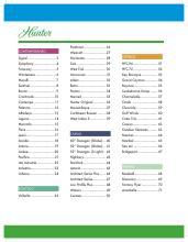 hunter 2020年欧美室内风扇灯设计画册。-2708235_灯饰设计杂志