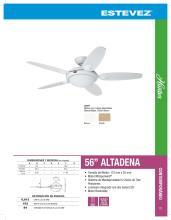 hunter 2020年欧美室内风扇灯设计画册。-2708247_灯饰设计杂志