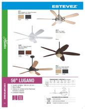 hunter 2020年欧美室内风扇灯设计画册。-2708248_灯饰设计杂志