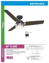 hunter 2020年欧美室内风扇灯设计画册。-2708250_灯饰设计杂志