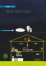 eglo 2020年欧美室内吸顶灯及简约吊灯设计-2709813_灯饰设计杂志