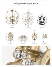 Golden Lighting 2020年欧美著名流行欧式灯-2703624_灯饰设计杂志