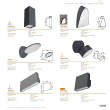 TECNOLITE 2020年欧美室内LED灯及花园户外-2706162_灯饰设计杂志