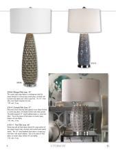 Uttermost 2021古典台灯设计目录-2769384_灯饰设计杂志