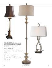 Uttermost 2021古典台灯设计目录-2769398_灯饰设计杂志