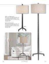 Uttermost 2021古典台灯设计目录-2769401_灯饰设计杂志