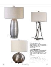 Uttermost 2021古典台灯设计目录-2769403_灯饰设计杂志
