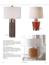 Uttermost 2021古典台灯设计目录-2769540_灯饰设计杂志