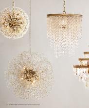 Rh home lighting 2020年欧美室内家居灯饰-2771450_灯饰设计杂志