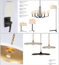 VISUAL 2020年欧美欧式灯具设计目录-2771648_灯饰设计杂志