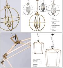 VISUAL 2020年欧美欧式灯具设计目录-2771650_灯饰设计杂志