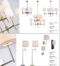 VISUAL 2020年欧美欧式灯具设计目录-2771653_灯饰设计杂志