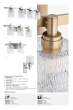 Quorum 2021年风扇灯及欧式灯设计画册-2767531_灯饰设计杂志