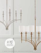 Capital Lighting 2021年欧美室内蜡烛吊灯-2766847_灯饰设计杂志