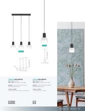 eglo 2021年欧美室内现代简约灯设计目录-2781860_灯饰设计杂志