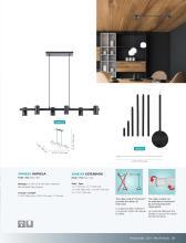 eglo 2021年欧美室内现代简约灯设计目录-2781862_灯饰设计杂志