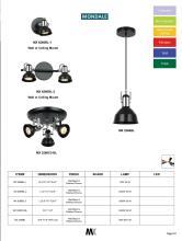 MAX Light 2021年欧美知名现代灯饰灯具设计-2792822_灯饰设计杂志