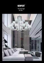 Newport 2021年欧美室内唯美欧式吊灯设计目-2794494_灯饰设计杂志