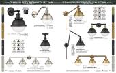 Innovations 2021年欧美室内铁艺吊灯及过道-2809485_灯饰设计杂志