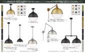 Innovations 2021年欧美室内铁艺吊灯及过道-2809489_灯饰设计杂志