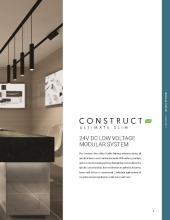 Eurofase 2021年欧美室内LED灯设计目录。-2812440_灯饰设计杂志