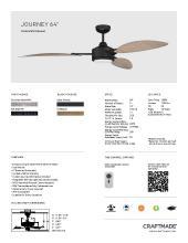 craftmade 2021年欧美室内风扇灯设计目录。-2813004_灯饰设计杂志