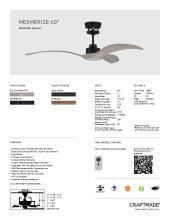 craftmade 2021年欧美室内风扇灯设计目录。-2813006_灯饰设计杂志